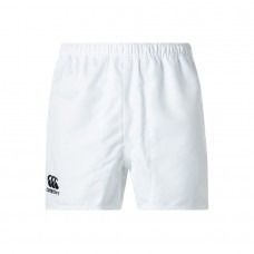 CANTERBURY PROFESSIONAL POLY SHORT WHITE