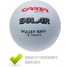 CARTA 'SOLAR' WHITE  N/W. VOLLEYBALL