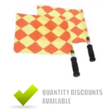 LINESMAN STICK/FLAG SET 'WORLD CUP'