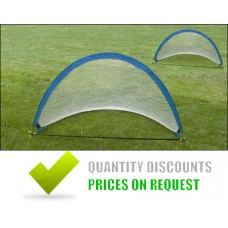 POP-UP GOALS (PAIR) - 4' X 2'8'' (NEW SIZE)