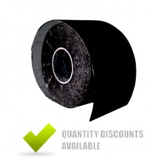 KINETIC TAPE BLACK 5cm x 5m