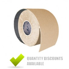 KINETIC TAPE TAN  5cm x 5m