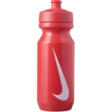 NIKE WATER BOTTLE BIG MOUTH 22oz-RED/WHITE