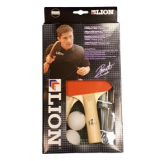 TABLE TENNIS BAT/BALL & NET/POST PACK