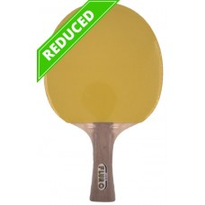 TABLE TENNIS BAT LION FLURO YELLOW