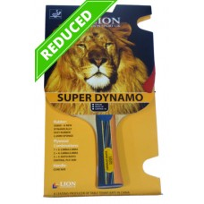TABLE TENNIS BAT LION SUPER DYNAMO- ITTF APPROVED